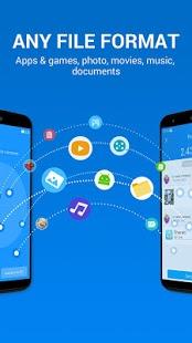 نرم افزار اندروید شیر ایت - اتصال و انتقال - SHAREit - Connect & Transfer