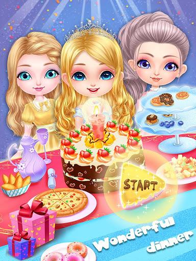 بازی اندروید شاهزاده خانم میا - جشن تولد - Princess Mia: Birthday Party