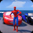 ماشین سوپر قهرمانان