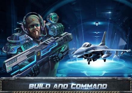 بازی اندروید فرمانده - نبرد - War Games - Commander