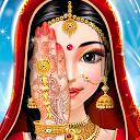 آرایش عروس هندی