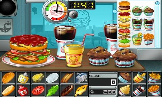 بازی اندروید برگر - Burger