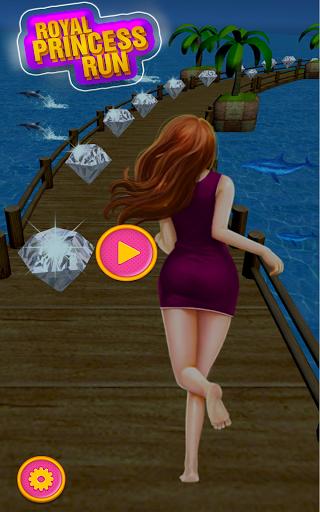 بازی اندروید دویدن شاهزاده سلطنتی - بقا دختر - Royal Princess Run - Girl Survival Run