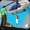 پرواز هلیکوپتر امداد