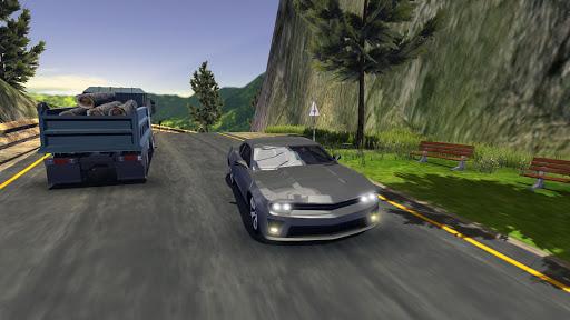 بازی اندروید شبیه ساز ماشین آفرود - Offroad Car Simulator 3D