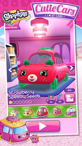 بازی اندروید فروشگاه ماشین کینز - Shopkins: Cutie Cars