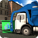 بازی راندن کامیون آشغالی