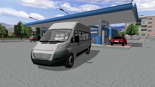 بازی اندروید مینی بوس 2017 - Minibus Simulator 2017