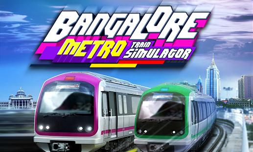 بازی اندروید مترو قطار - Bangalore Metro Train