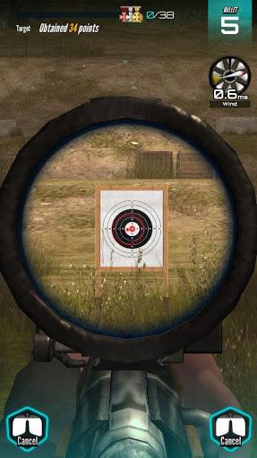 بازی اندروید پادشاه تیراندازی - Military Shooting King