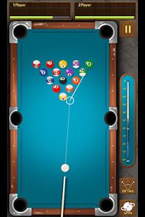 بازی اندروید سلطان بیلیارد - The king of Pool billiards
