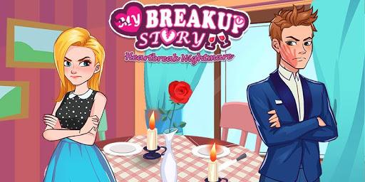بازی اندروید داستان شکسته من - داستان عاشقانه - My Breakup Story - Interactive Story Game