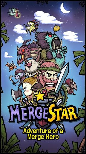 بازی اندروید ادغام ستاره - ماجراجویی قهرمان - Merge Star : Adventure of a Merge Hero