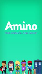 نرم افزار اندروید آمینو، نرم افزار ارتباط ها و گفتگوها - Amino: Communities and Chats