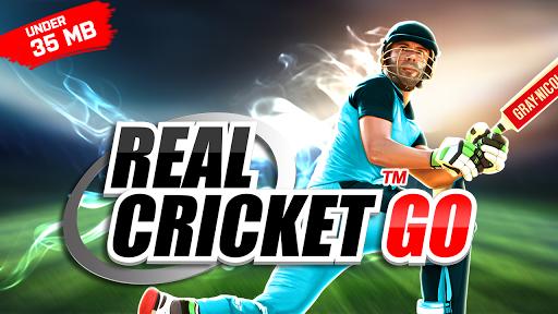 بازی اندروید کریکت واقعی - Real Cricket™ GO