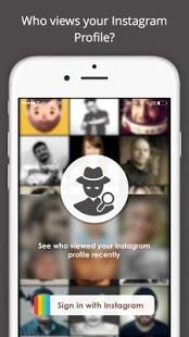 نرم افزار اندروید اینستاویو - Who viewed my Instagram