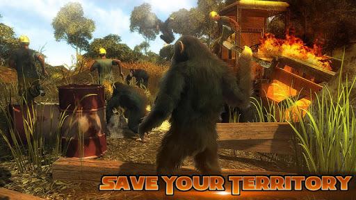 بازی اندروید جهان میمون - World of Apes