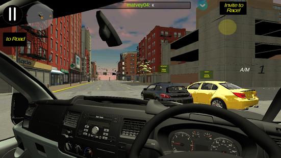 بازی اندروید مسابقه درگ - آنلاین - Drag Racing: Online