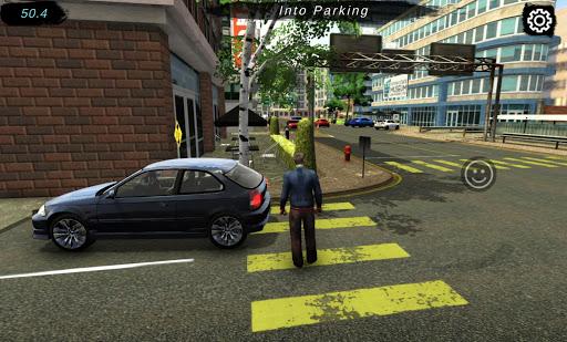 بازی اندروید پارکینگ اتومبیل - گیربکس دستی - Manual gearbox Car parking