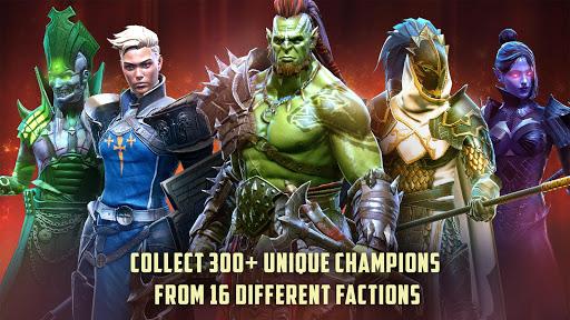 بازی اندروید یورش افسانه سایه ها - RAID: Shadow Legends