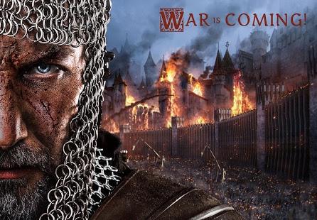 بازی اندروید تاج و تحت - پادشاهی در جنگ - Throne: Kingdom at War