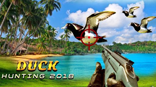 بازی اندروید شکار اردک 2018 - ماجراجویی تیراندازی وحش واقعی  - Duck Hunting 2018 - Real Wild Adventure Shooting