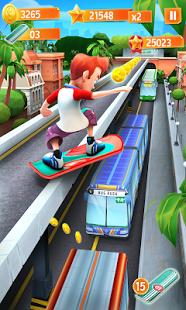 بازی اندروید مسیر حرکت - Bus Rush