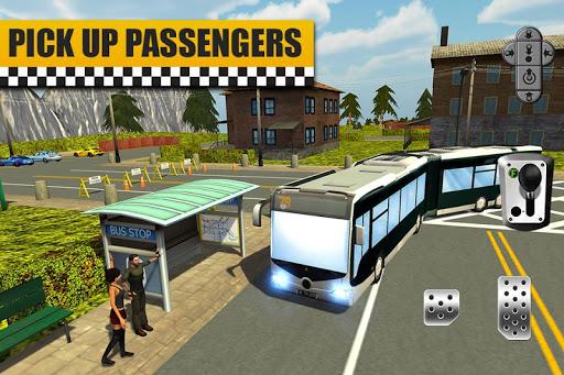 بازی اندروید راننده اتوبوس و تاکسی - Bus & Taxi Driving Simulator
