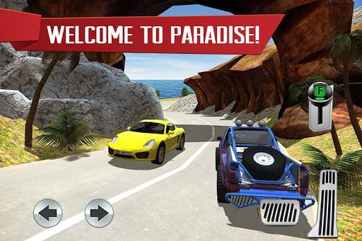 بازی اندروید پارکینگ جزیره - جاده کوهستان - Parking Island: Mountain Road