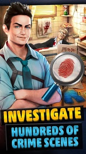 بازی اندروید پرونده جنایی - Criminal Case