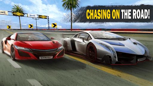 بازی اندروید دیوانه سرعت - Crazy for Speed