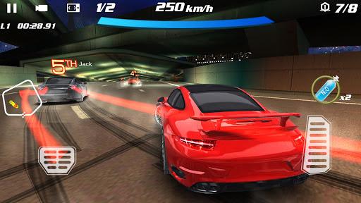 بازی اندروید اتومبیل دیوانه مسابقه - Crazy Racing Car 3D