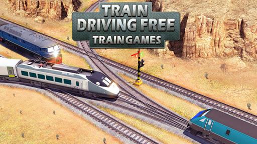 بازی اندروید راننده قطار - Train Driving Free  -Train Games