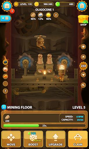 بازی اندروید شهر عمیق - کارخانه معدن - Deep Town: Mining Factory