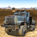 رانندگی کامیون واقعی