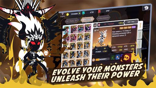 بازی اندروید انفجار جانوران تکامل یافته - Beasts Evolved: Skirmish