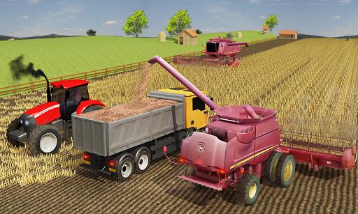 بازی اندروید تراکتور جدید - زندگی کشاورزی - New Real Tractor Farming Life