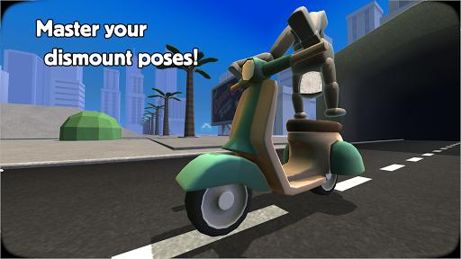 بازی اندروید تصادف توربو - Turbo Dismount™