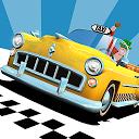 بازی تاکسی دیوانه - یورش در شهر