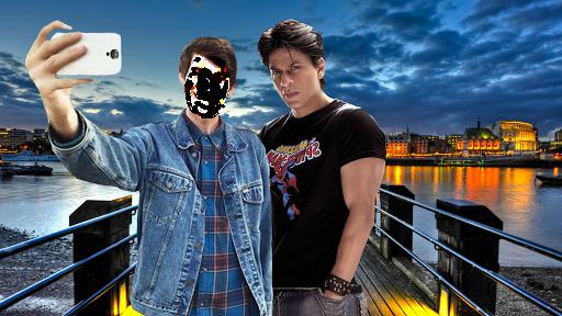 نرم افزار اندروید عکس های سلفی شاهرخ خان - Selfie With Shahrukh Khan