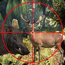 تک تیرانداز شکار حیوانات