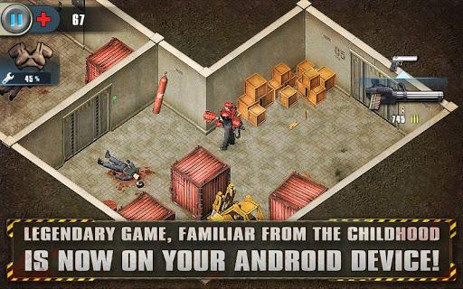 بازی اندروید تیرانداز بیگانه - Alien Shooter Free