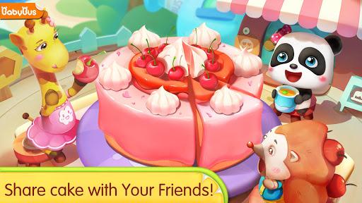 بازی اندروید فروشگاه پخت پاندا کوچولو - Little Panda's Bake Shop