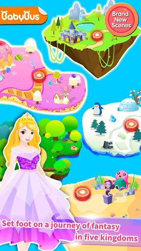 بازی اندروید پاندا کوچولو - لباس شاهزاده خانم - Little Panda: Princess Dress Up
