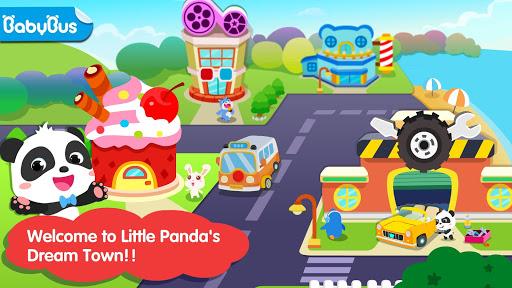 بازی اندروید رویای پاندا  کوچولو - Little Panda's Dream Town