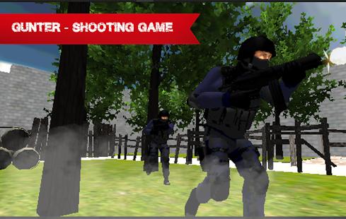 بازی اندروید تیراندازی - war 3D -  shooting game