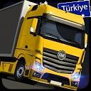 بازی شبیه ساز بارگیری محموله در جاده های ترکیه