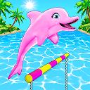 نمایش دلفین من