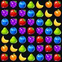 تطبیق میوه های رنگارنگ