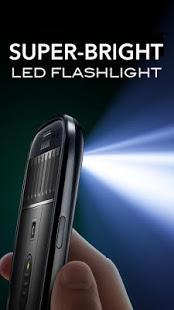 نرم افزار اندروید چراغ قوه فوق روشن - Super-Bright LED Flashlight